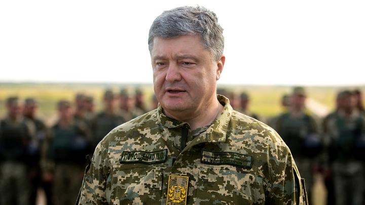 Морские свинки Порошенко: Новые войска Украины взорвали соцсети
