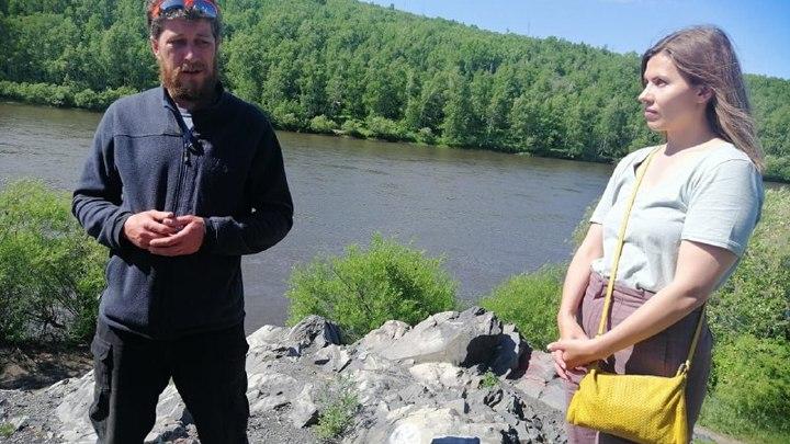 В Читу прибыли путешественники экспедиции Байкал-Амур-Шантарские острова