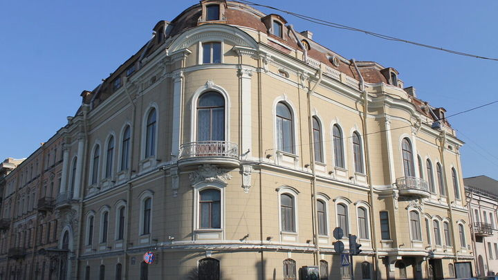 Европейский университет предложил самую высокую цену за особняк в центре Санкт-Петербурга