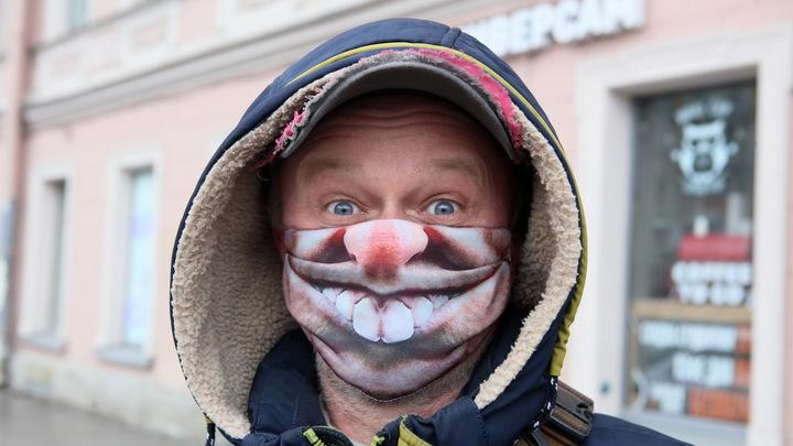 За счёт нас финансируют американские СМИ: Я сейчас выпаду из зоны русского литературного...