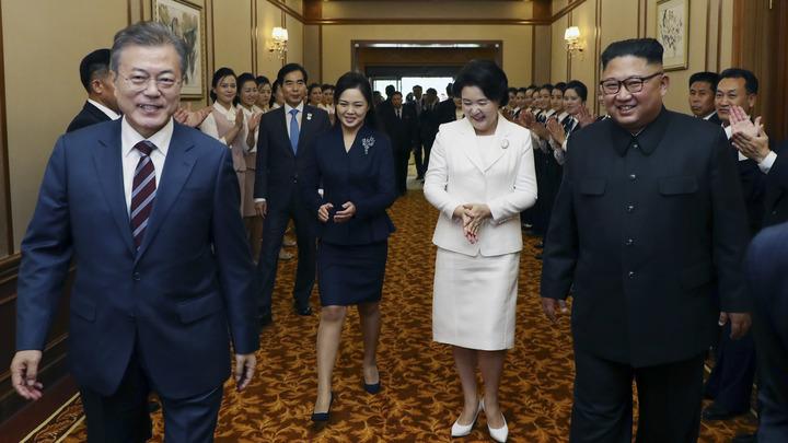 Корейские лидеры договорились превратить демилитаризованную зону в «территорию мира»