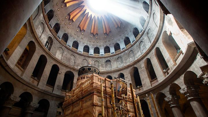 Архиепископ Феодосий (Ханна): «США и Израилю не нужен мир в Палестине и на Украине»