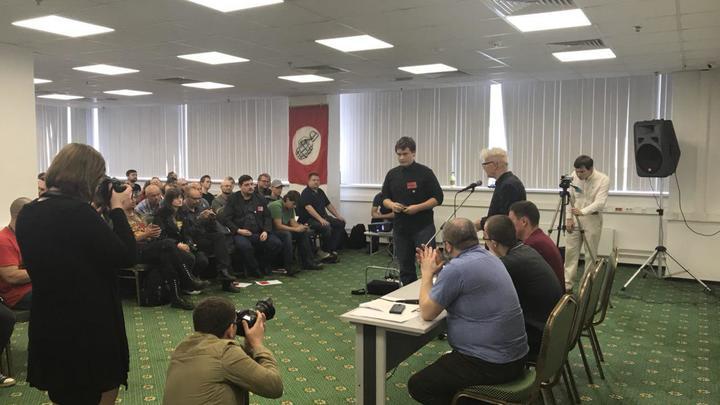 Сторонники Лимонова выходят из подполья: «Другая Россия» зарегистрируется как партия