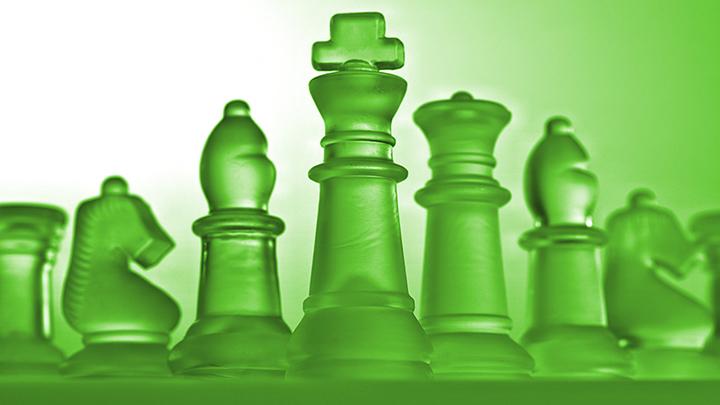 Новый зелёный курс: Можно ли обыграть Бога в шахматы