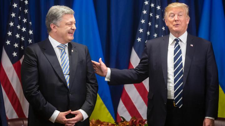 «Червона краватка» любви пана Порошенко