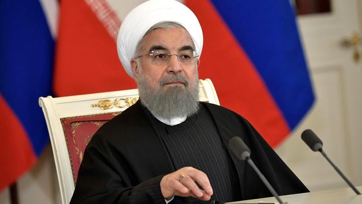 Роухани - Асаду: Иран продолжит борьбу с терроризмом и восстановит города Сирии
