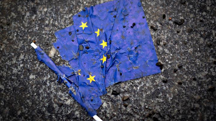 Европа становится периферией мировой политики