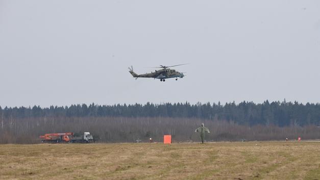 На Дальнем Востоке пропал вертолет Ми-8 с тремя членами экипажа