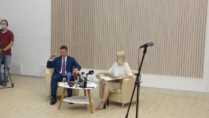 Владимир Сипягин сам прокомментирует, что в его словах правда, а что - нет