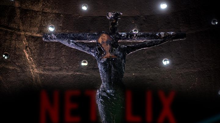 Добро пожаловать в ад: Компания Netflix против Христа