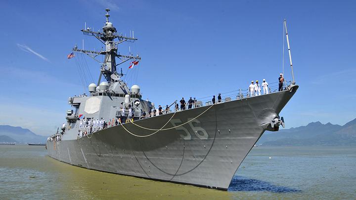 Тайная власть приказывает флоту США через голову президента Байдена
