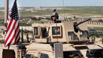 Трамп хочет заставить арабов воевать в Сирии вместо США
