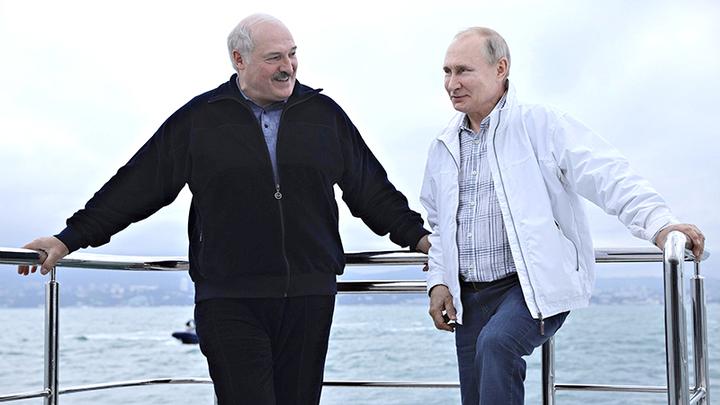 Лукашенко признал Крым: Будет ли Белорусская область?