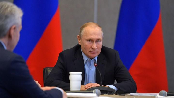 Путин предложил наказывать за мелкие преступления рублем: Законопроект внесен в Госдуму