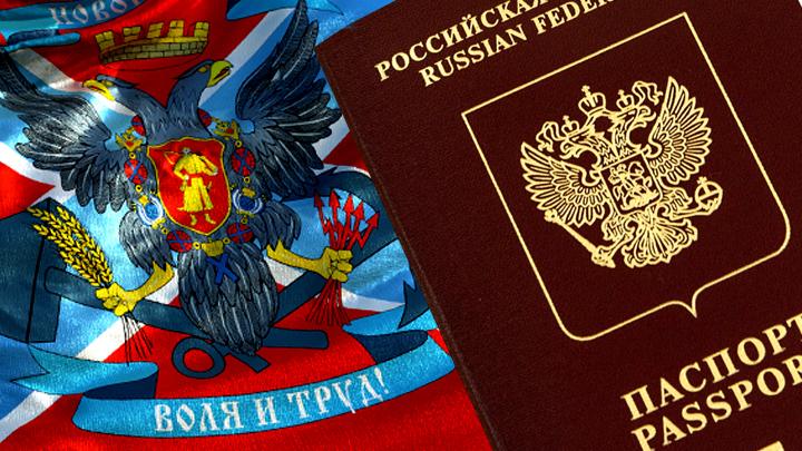 Виноват Кремль: В Раде потребовали отменить указ о российских паспортах жителям Донбасса