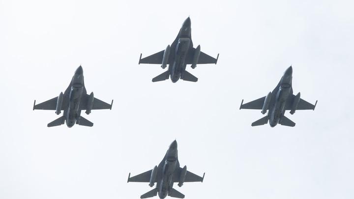 Польше потребовались запчасти на 200 млн долларов к американским истребителям F-16