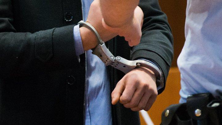 В России впервые наркоторговца отправили на пожизненное заключение