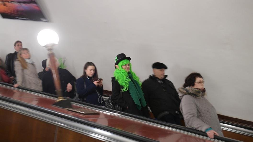 Московский метрополитен может поднять цены на проезд в час пик