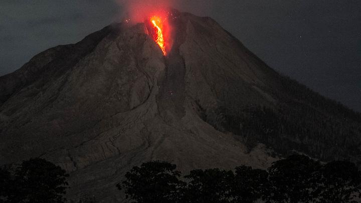 Землю накроет вулканическая зима - NASA