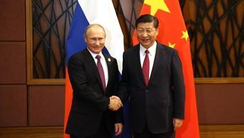 Си Цзиньпин подтвердил курс Путина на развитие отношений России и Китая