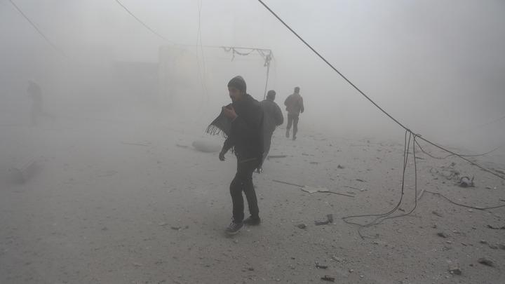 Прикрылись мирными жителями как щитом и палят из минометов: Боевики устроили провокацию в сирийской Думе