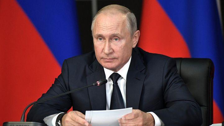 Очередной Совбез при Путине прошел под знаком трагедии с Ил-20