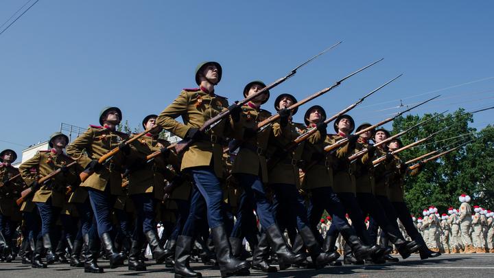 Новосибирцы смогут прийти на Парад Победы и посмотреть праздничный салют