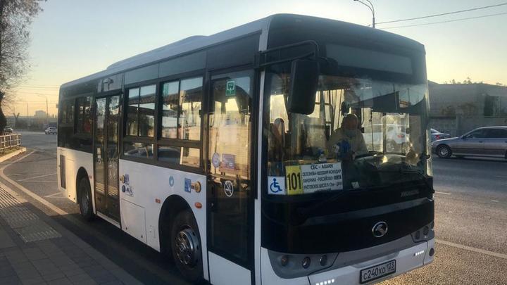 В Краснодаре изменится схема движения автобуса №101А