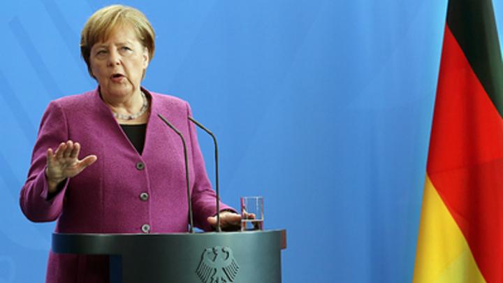 Германия готова присоединиться к американским «карателям»: Меркель не исключила удары по Сирии за «химатаку»