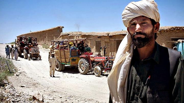 Мордобой для американских гостей: Афганцы устроили Свадьбу в Малиновке