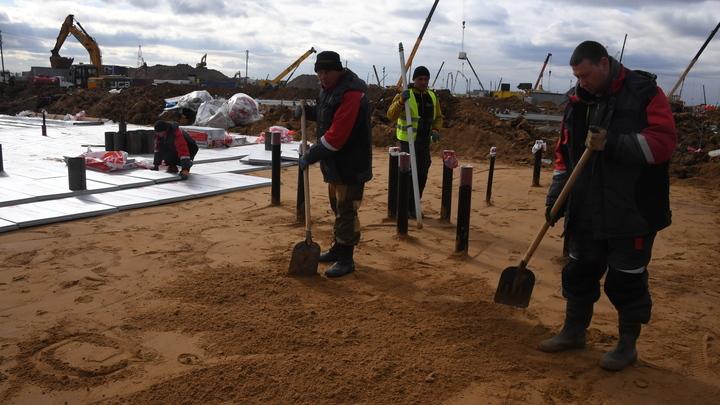 В акцию с фонариками предложили добавить лопаты: Это будет лучший протест