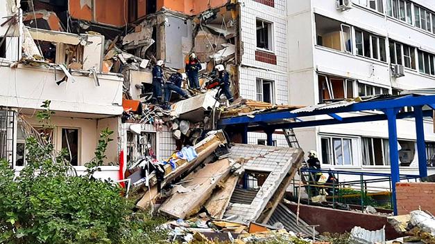 Взрыв газа в Ногинске: Расследование Царьграда