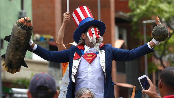 Разведсообщество США нагоняет жути