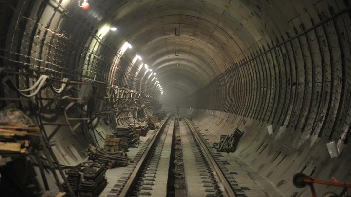 В метро Москвы происходят странные проблемы с поездами
