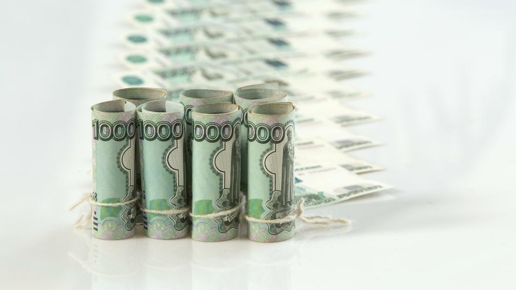 Русским госкомпаниям запретили класть бюджетные деньги надепозит