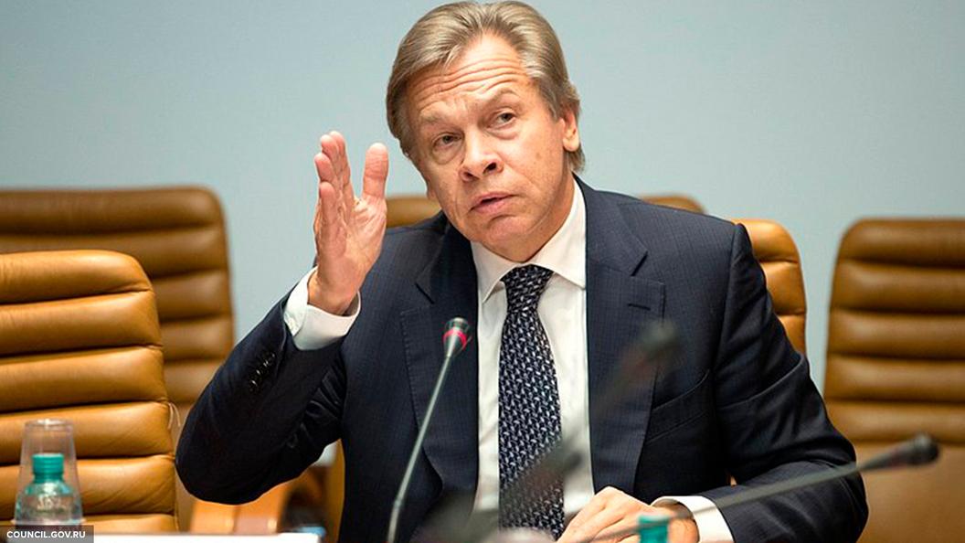 Пушков назвал тупиком идею «привлечьРФ кответу заКрым»