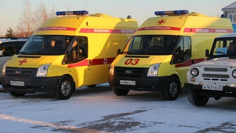 Два человека получили ранения при взрыве газа в жилом доме в Петербурге