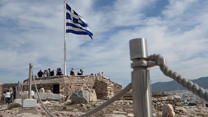 В Греции пожаловались на оккупацию НАТО и США