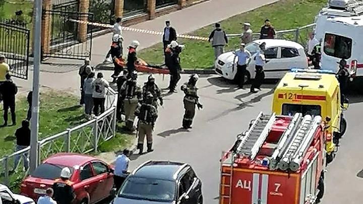 Расстрел в Казани: слишком много НЕ