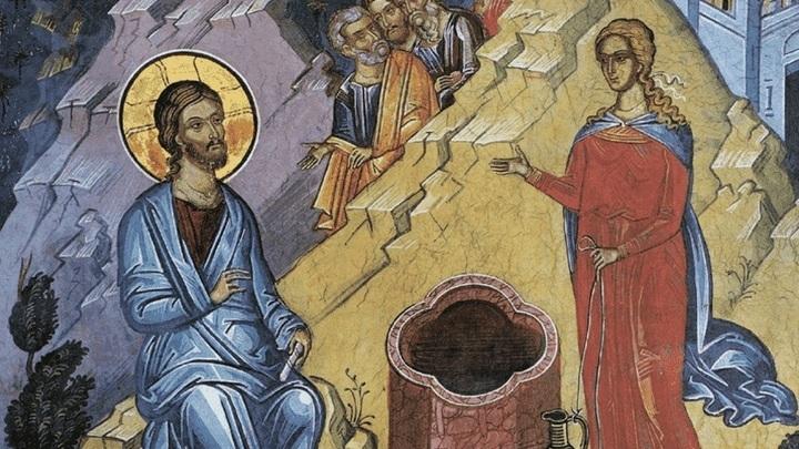Вода, текущая в Жизнь вечную. Неделя о самаряныне. Церковный календарь на 30 мая