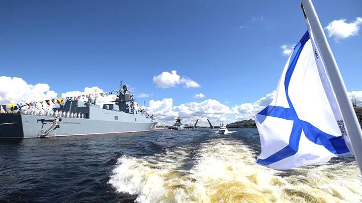Новая победа Черноморского флота над США. Без шуток