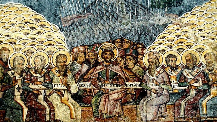Основание веры. Память святых отцев семи Вселенских Соборов. Церковный календарь на 31 мая