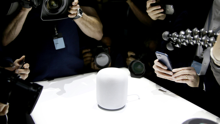 Названа себестоимость колонки HomePod от Apple