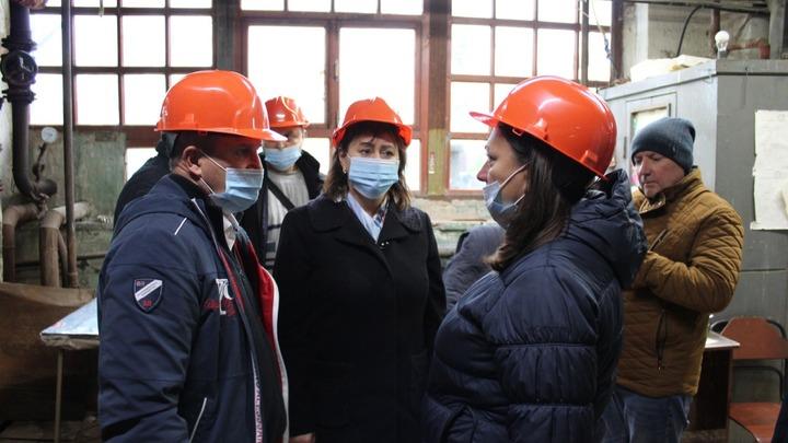 В замерзавшие детский сад и школу в Фурманове дали тепло