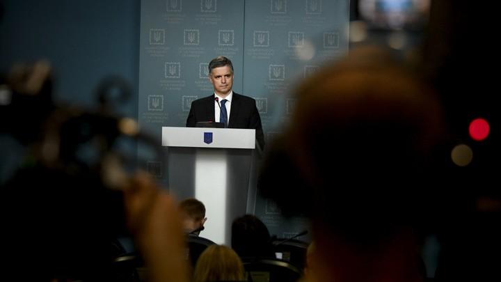 Потеряли бы пенсии и заработки: МИД Украины описал альтернативу формуле Штайнмайера