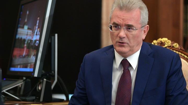 Переговоры экс-главы Пензы Белозерцева и Шпигеля ФСБ слушала месяцами