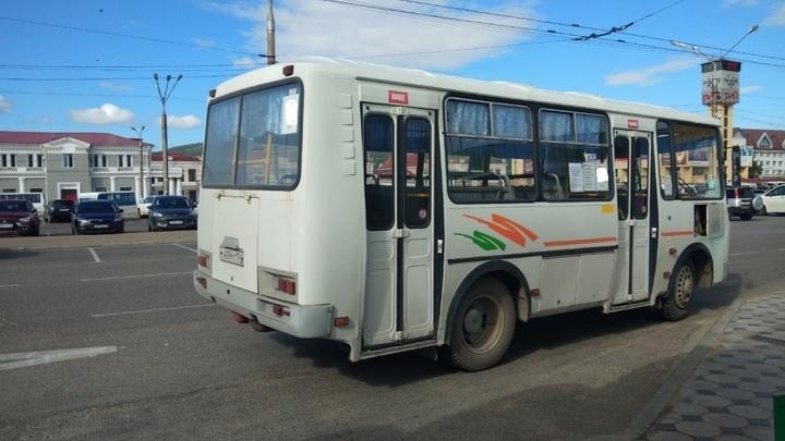 Автобусы в Газ-Завод и Нер-Завод из Читы снова пойдут 21 июня