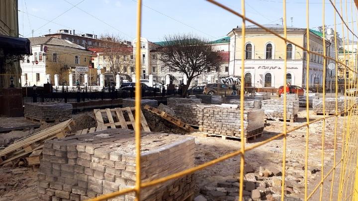 На благоустройство Нижнего Новгорода к 800-летию потратят 23 млрд рублей