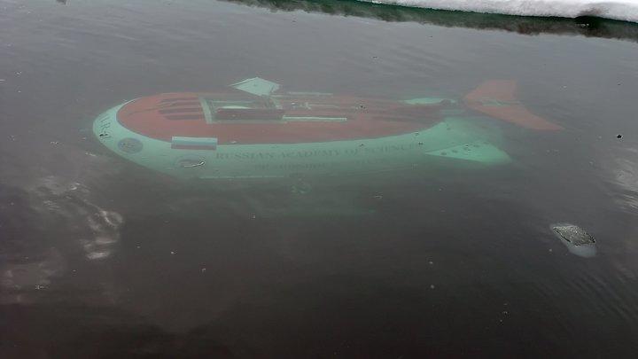 В России разработают уникальных роботов-водолазов для поиска нефти в Арктике