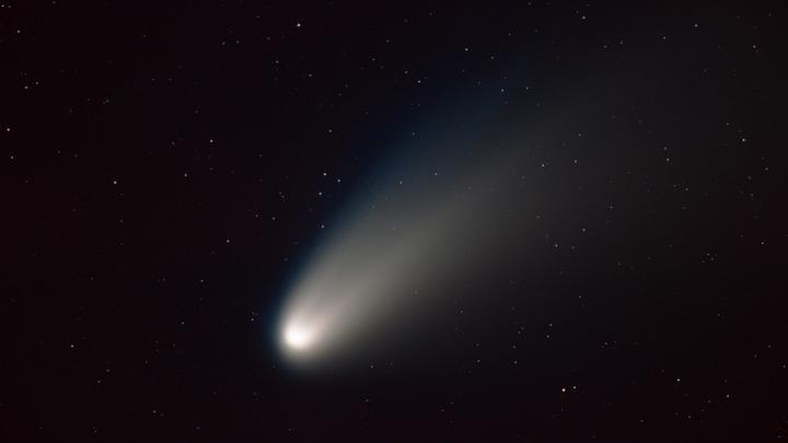 Уфологи разглядели НЛО в комете XIX века